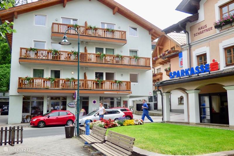 Vacation rental Austria, Salzburgerland, Wagrain Apartment Haus Obauer Top 2