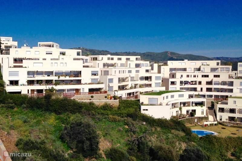 Vakantiehuis Spanje, Costa del Sol, Marbella Appartement Marbella Vista Mar