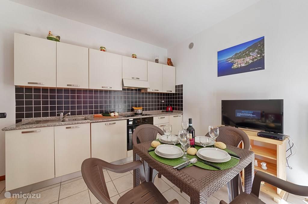Vakantiehuis Italië, Comomeer, Acquaseria Studio Mimosa 4