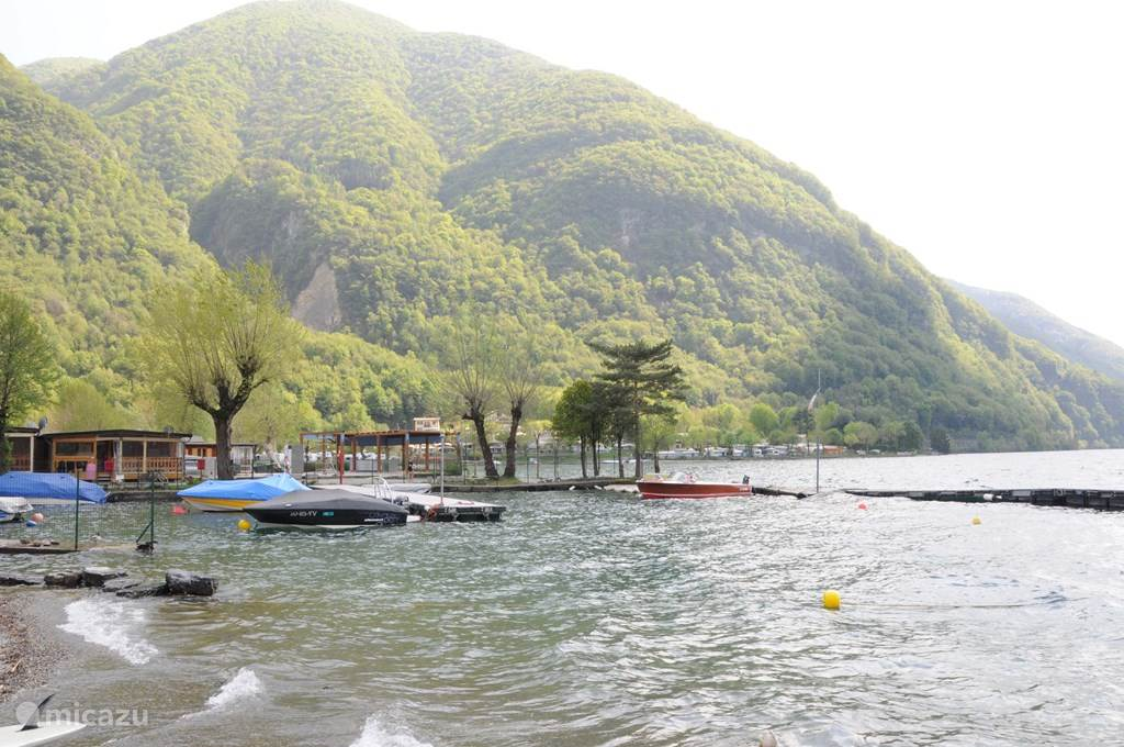 Het Lugano meer