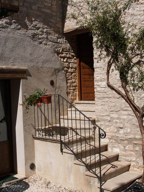 Vacation rental Italy – apartment Primula