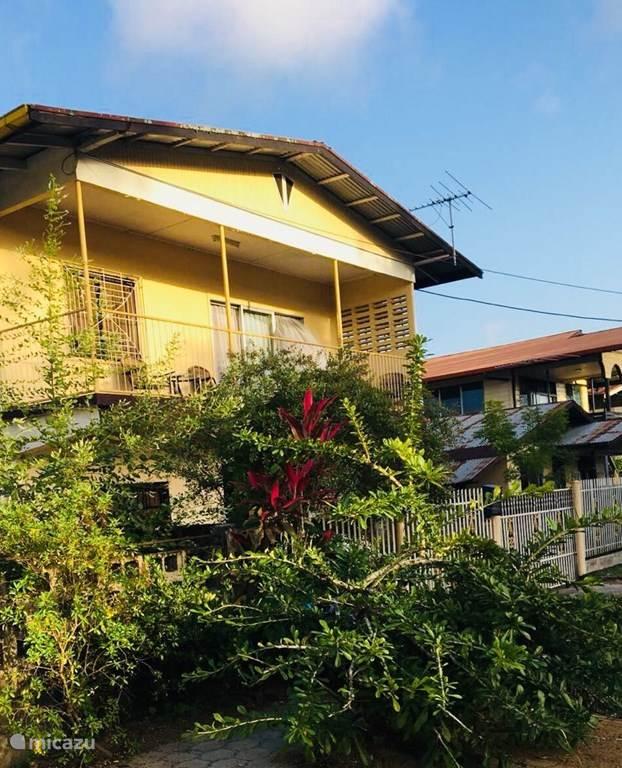 Vakantiehuis Suriname, Paramaribo, Paramaribo stadswoning Mariesplace