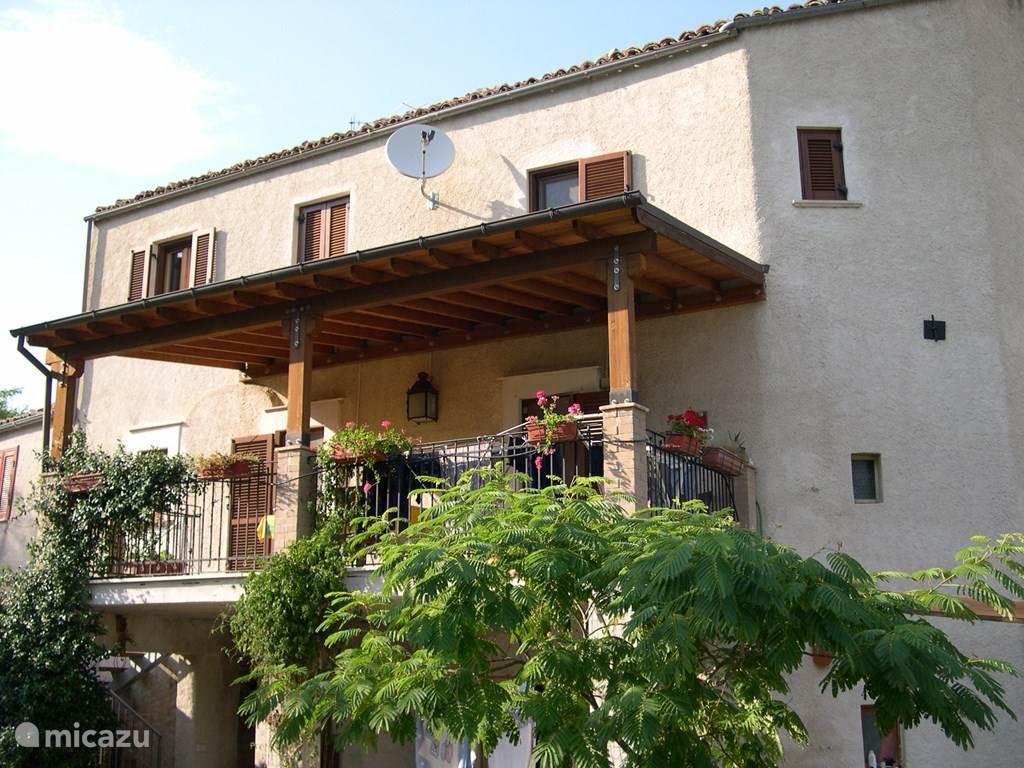 Vakantiehuis Italië, Abruzzen – vakantiehuis Prachtig oud huis Abruzzen