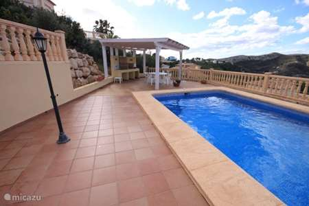 Vacation rental Spain, Costa Blanca, Javea villa Villa granadella