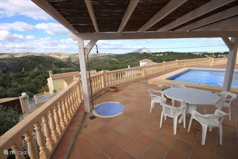 Vakantiehuis Spanje, Costa Blanca, Javea Villa Villa Granadella