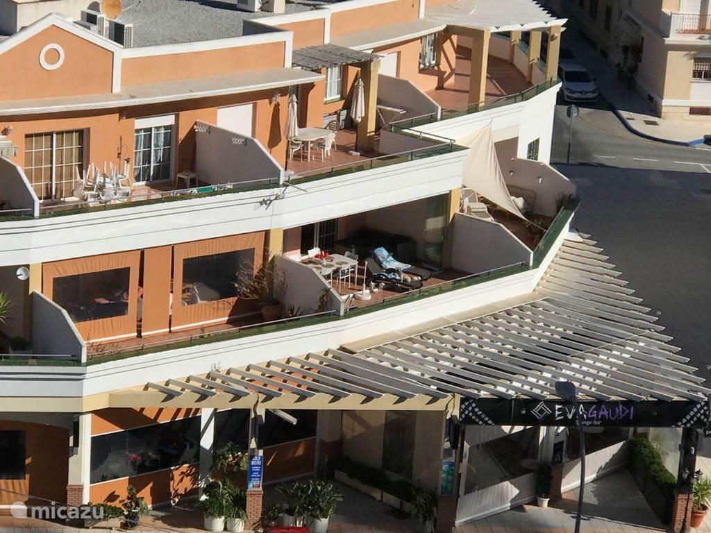 Vakantiehuis Spanje, Costa del Sol, Nerja appartement Burriana Nerja Appartement