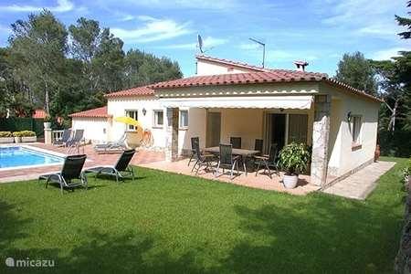 Vakantiehuis Spanje, Costa Brava, Platja de Pals - bungalow Mas Tomasi