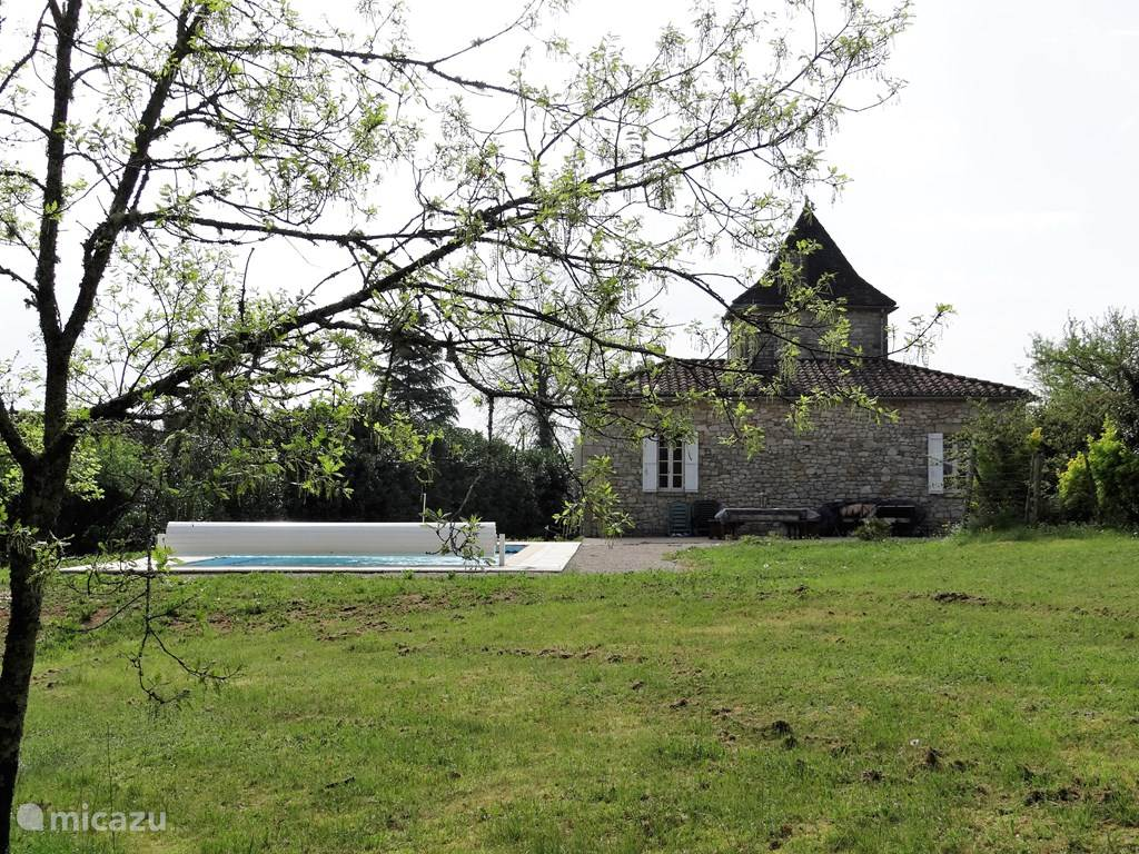 Vakantiehuis Frankrijk, Lot, Touzac Vakantiehuis Lascaze