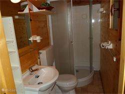 toilet en douche