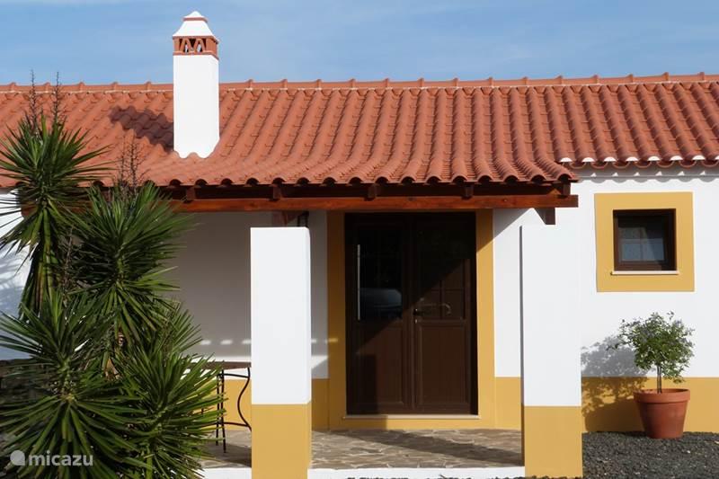 Vakantiehuis Portugal, Alentejo, Cercal do Alentejo Vakantiehuis Casa Sines
