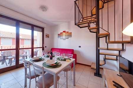 Vakantiehuis Italië, Comomeer, Acquaseria appartement  Mimosa 22