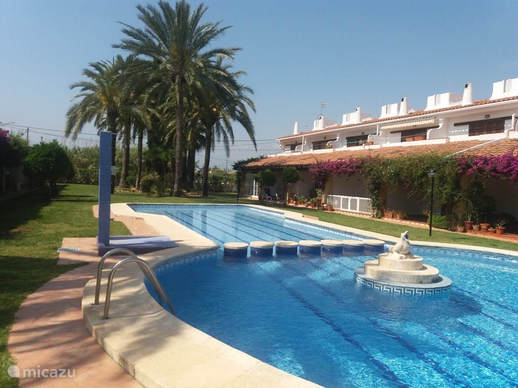 Vakantiehuis Spanje, Costa Blanca, Dénia - bungalow Las Ranas