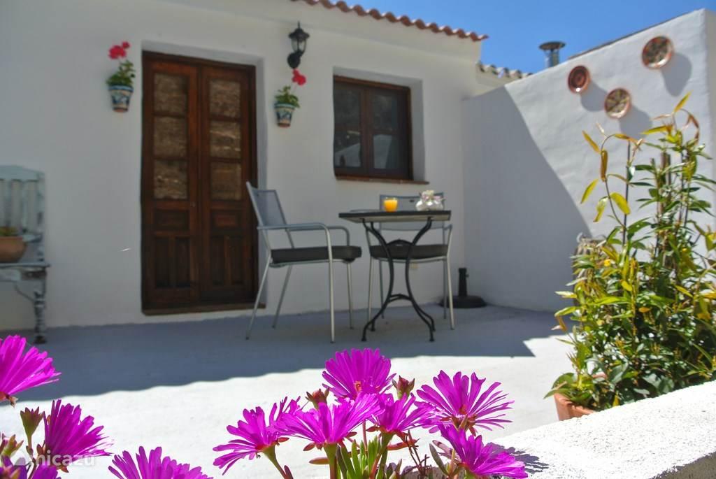 Vakantiehuis Spanje, Costa del Sol, Torrox Bed & Breakfast Finca Buena Vida (Deluxe kamer)