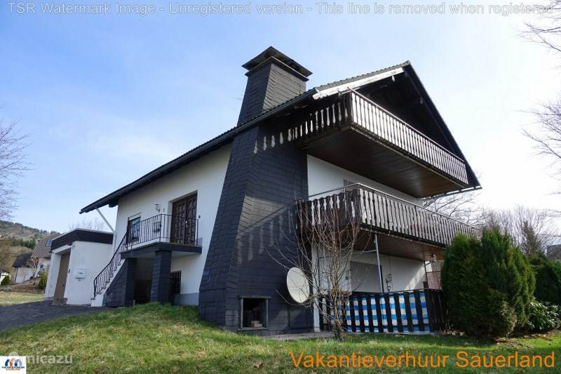 Vacation rental Germany, Sauerland, Winterberg apartment Apartment NHS Hildfeld