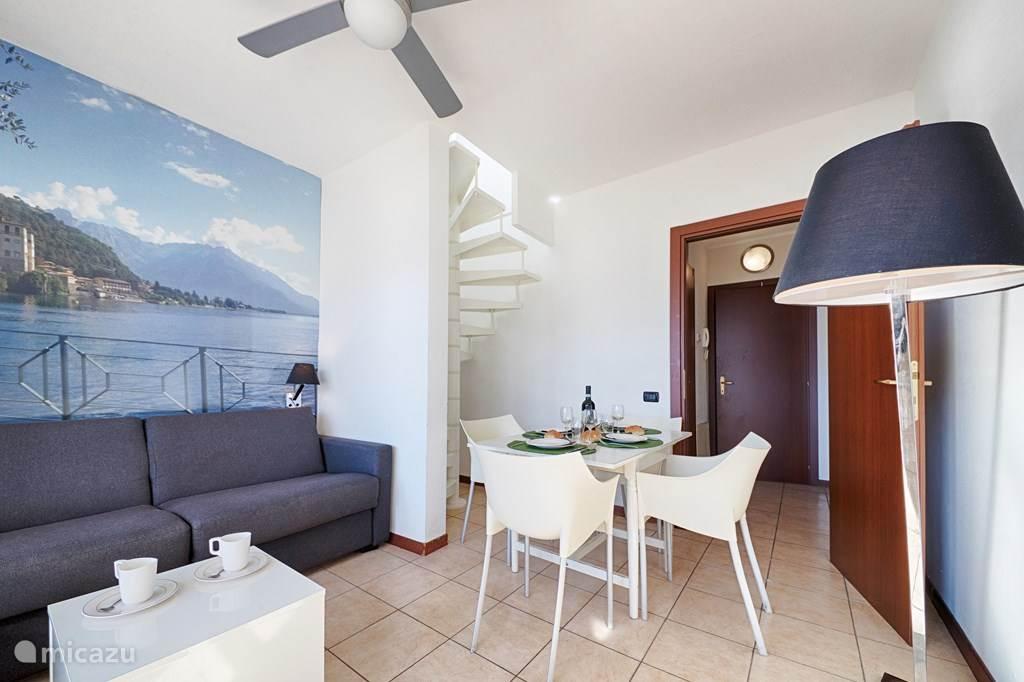 Vakantiehuis Italië, Comomeer, Acquaseria Appartement Ulivo 31