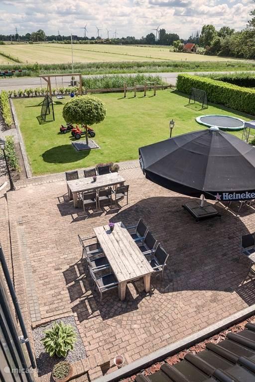 Vakantiehuis Nederland, Overijssel, Staphorst Vakantiehuis Familie Vakantiehuis De Uitstap