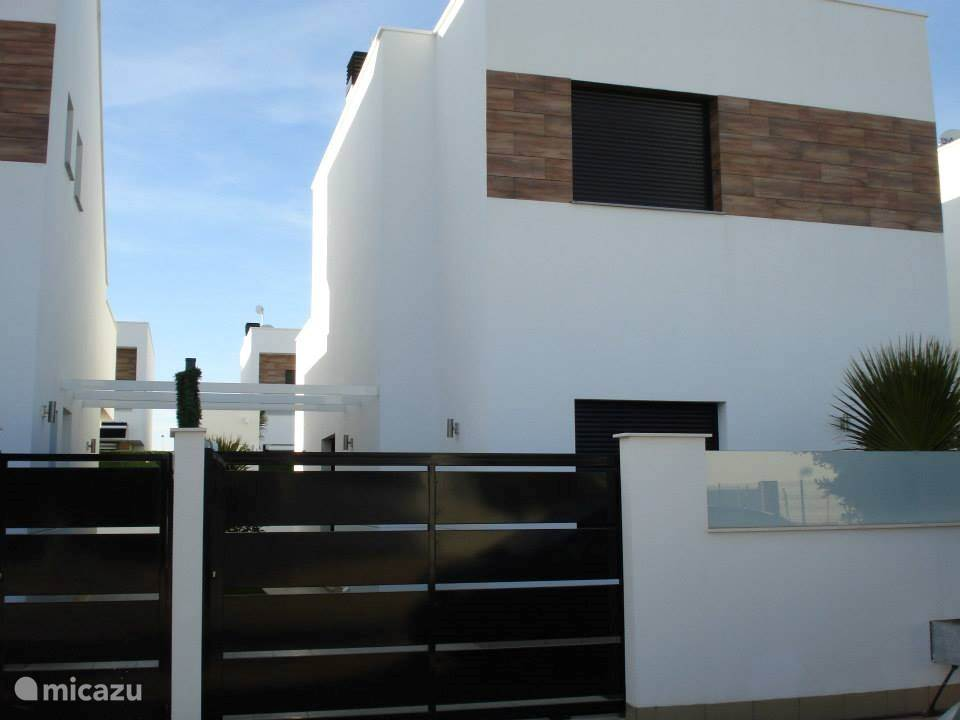 New vacation rental Spain, Costa Calida, Lo Pagan – villa El Nido del Mar Menor