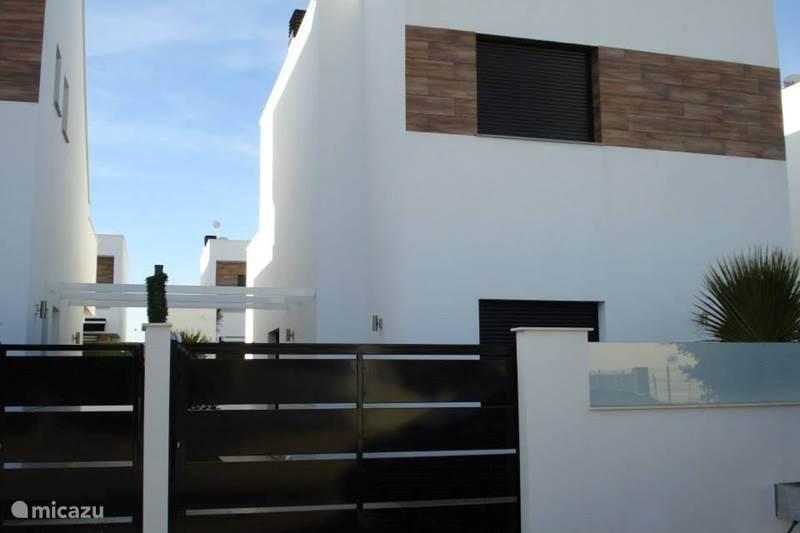 Vakantiehuis Spanje, Costa Cálida, Lo Pagán Villa El Nido del Mar Menor