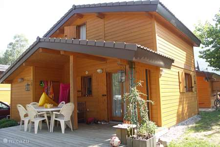 Vakantiehuis Frankrijk, Haute-Savoie, Doussard chalet 8 pers. Chalet aan meer van Annecy