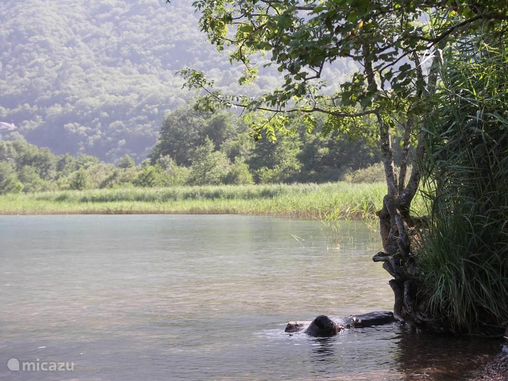 Beschermd natuurgebied, ook om in te wandelen