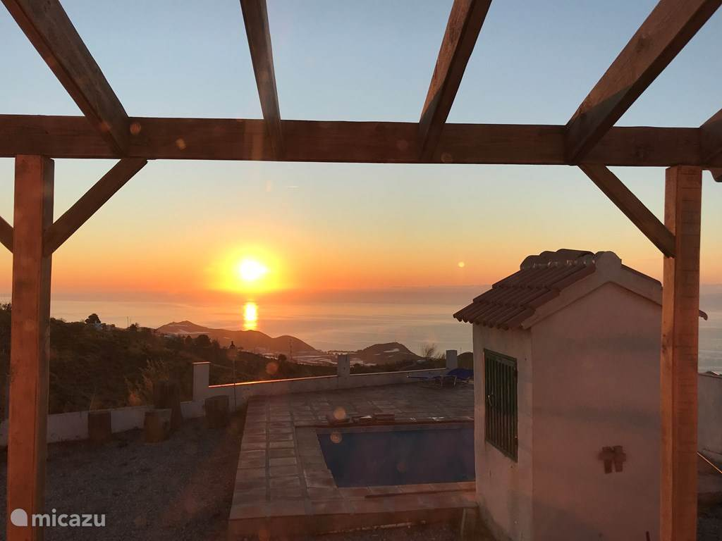 Vakantiehuis Spanje, Andalusië, Rambla del Agua Vakantiehuis Cortijo Los Olivos