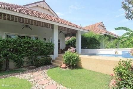Vakantiehuis Thailand, Centraal-Thailand, Hua Hin - villa Pool villa in rustig resort