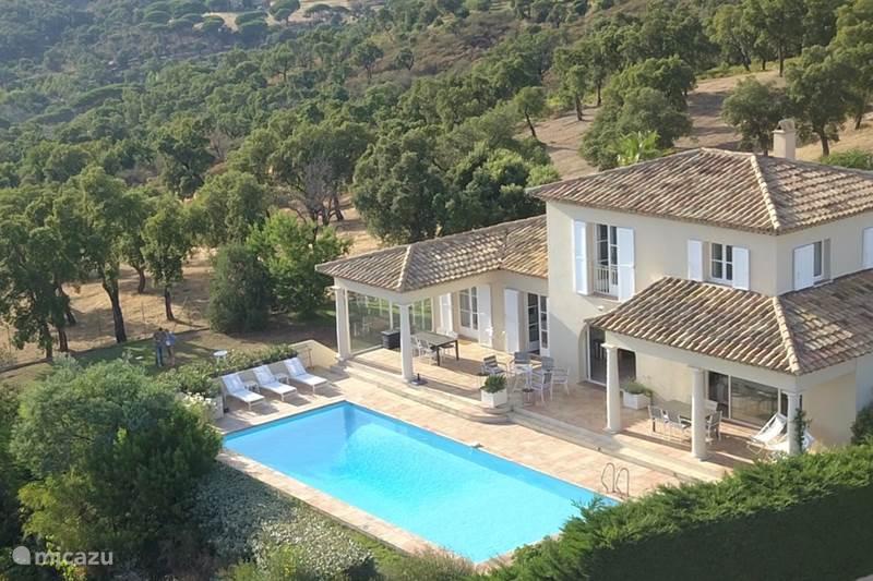 Vakantiehuis Frankrijk, Côte d´Azur, Sainte-Maxime Villa Villa Bonbonnette