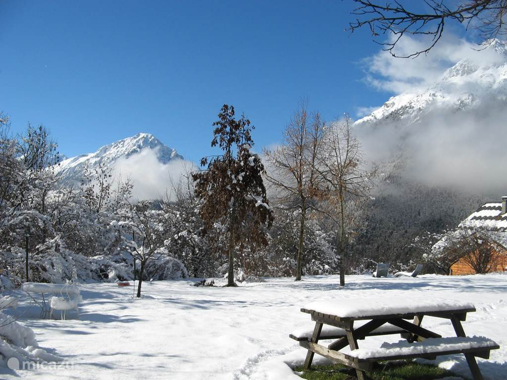 Vakantiehuis Frankrijk, Isère, Vaujany Pension / Guesthouse / Privékamer Familiekamer Chalet Solneige winter