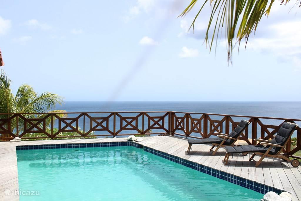 Vacation rental Curaçao, Banda Abou (West), Cas Abou villa Villa Grandi Bista