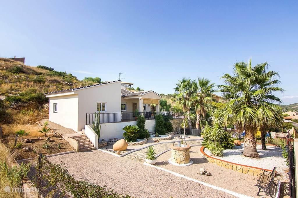 Vacation rental Spain – villa Villa Me Gusta