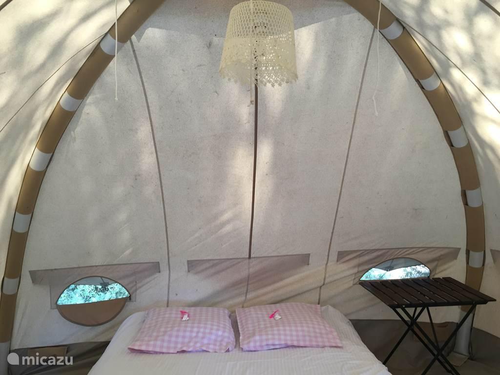 Camping? Glamping!