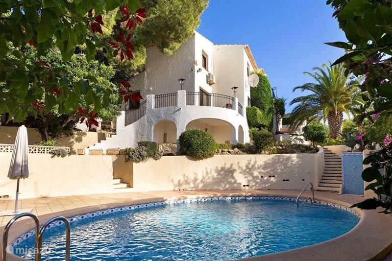 Ferienwohnung Spanien, Costa Blanca, Javea Villa Casa Lynn