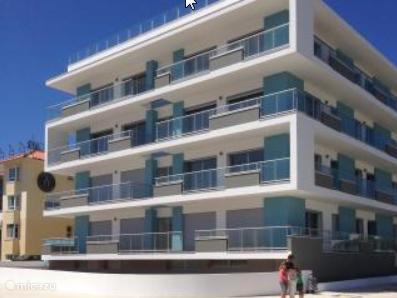 Vakantiehuis Portugal, Costa de Prata, São Martinho do Porto - appartement Mooi hoekappartment met groot terras