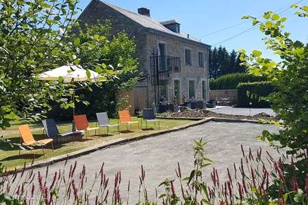 Vacation rental Belgium, Ardennes, Beffe holiday house Relaxing holiday in Beffe - Rendeux