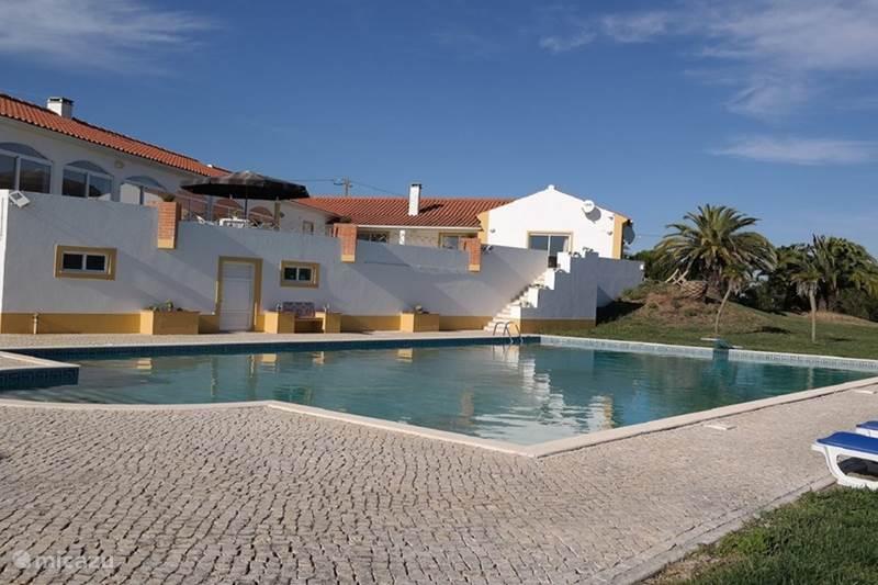Vakantiehuis Portugal, Costa de Prata, Obidos Villa Jema-holidays