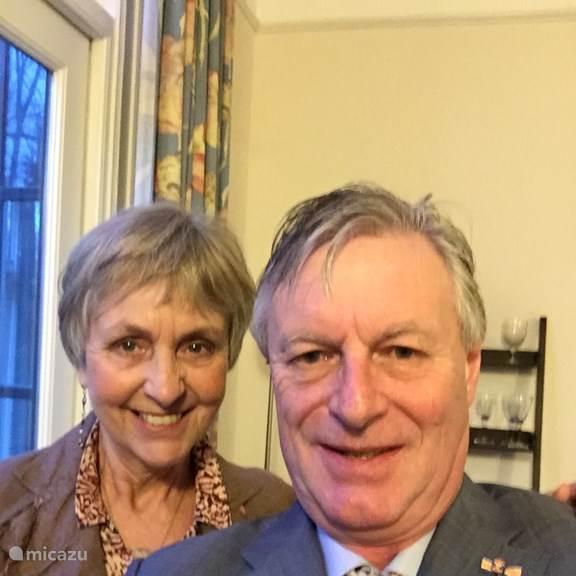 Susan & David Mackie