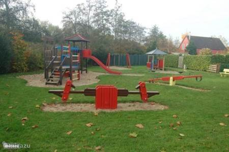 speeltuin op park