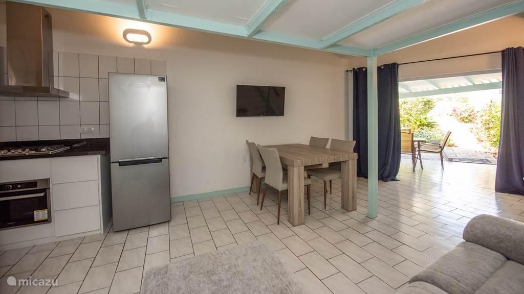 Vacation rental Curaçao, Banda Ariba (East), Seru Coral Studio Seru Coral Studio evt. with car