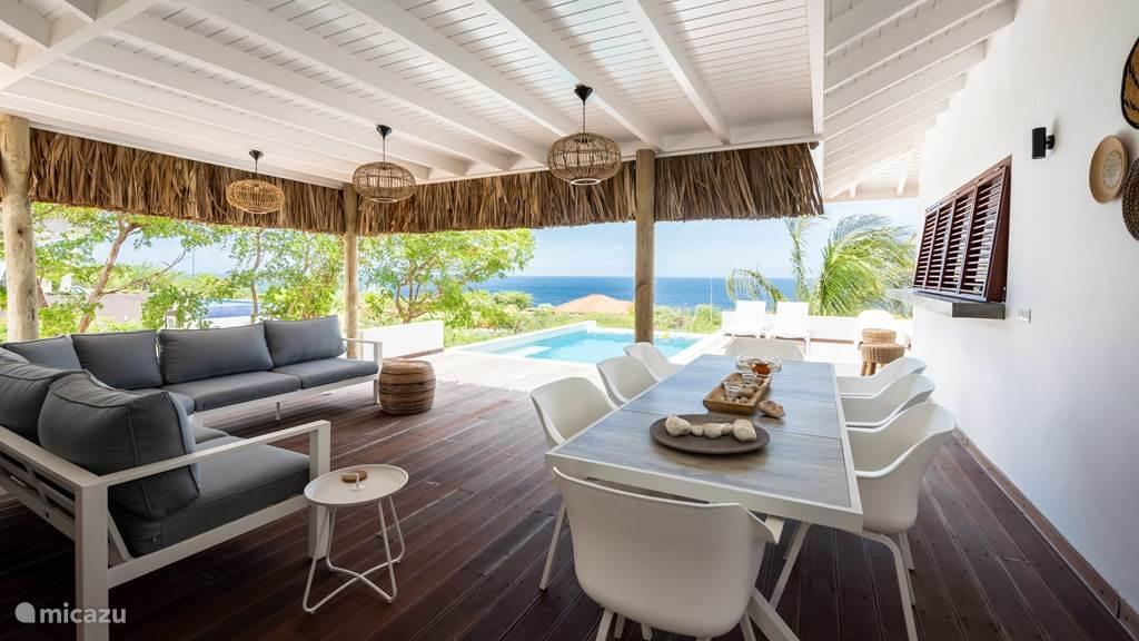 Vakantiehuis Curaçao, Banda Abou (west), Coral Estate, Rif St.Marie Villa Kas Lamunchi