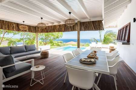 Vacation rental Curaçao, Banda Abou (West), Coral-Estate Rif St.marie villa Kas Lamunchi