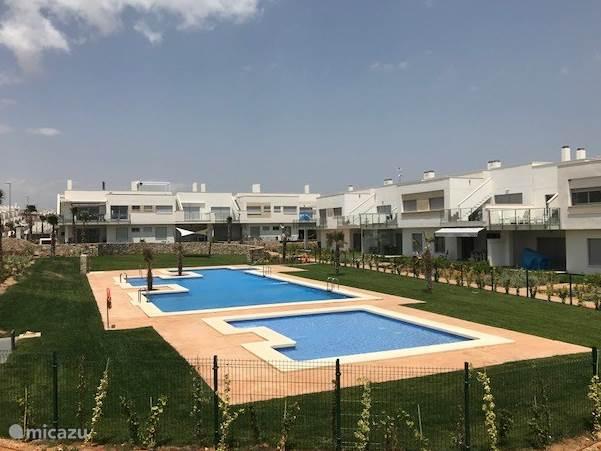 Jeu de boules, Spanje, Costa Blanca, Orihuela Costa, appartement Casa El Pinet