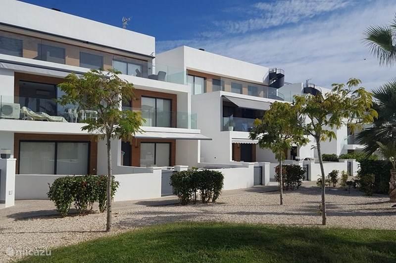 Vakantiehuis Spanje, Costa Blanca, Orihuela Appartement Genieten als God in Spanje