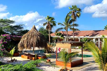 Ferienwohnung Curaçao, Banda Abou (West), Sint Willibrordus studio Kas Amigu