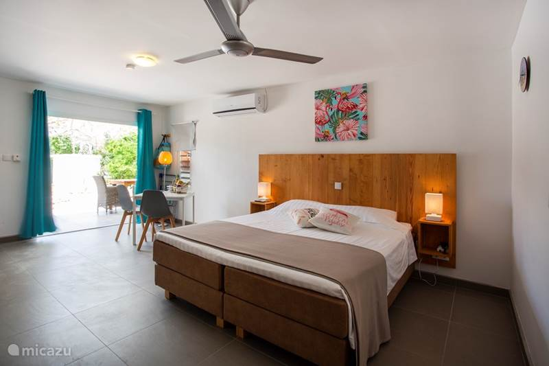 Vakantiehuis Curaçao, Banda Abou (west), Sint Willibrordus Studio Kas Amigu