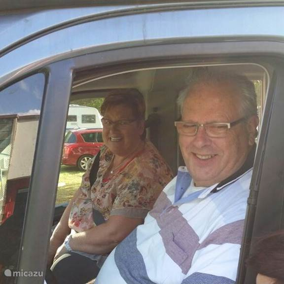 Ton & Ludy van der Plas