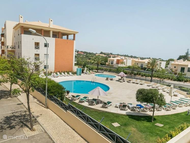 Vakantiehuis Portugal, Algarve, Albufeira Appartement Luxe penthouse Parque da Corcovada