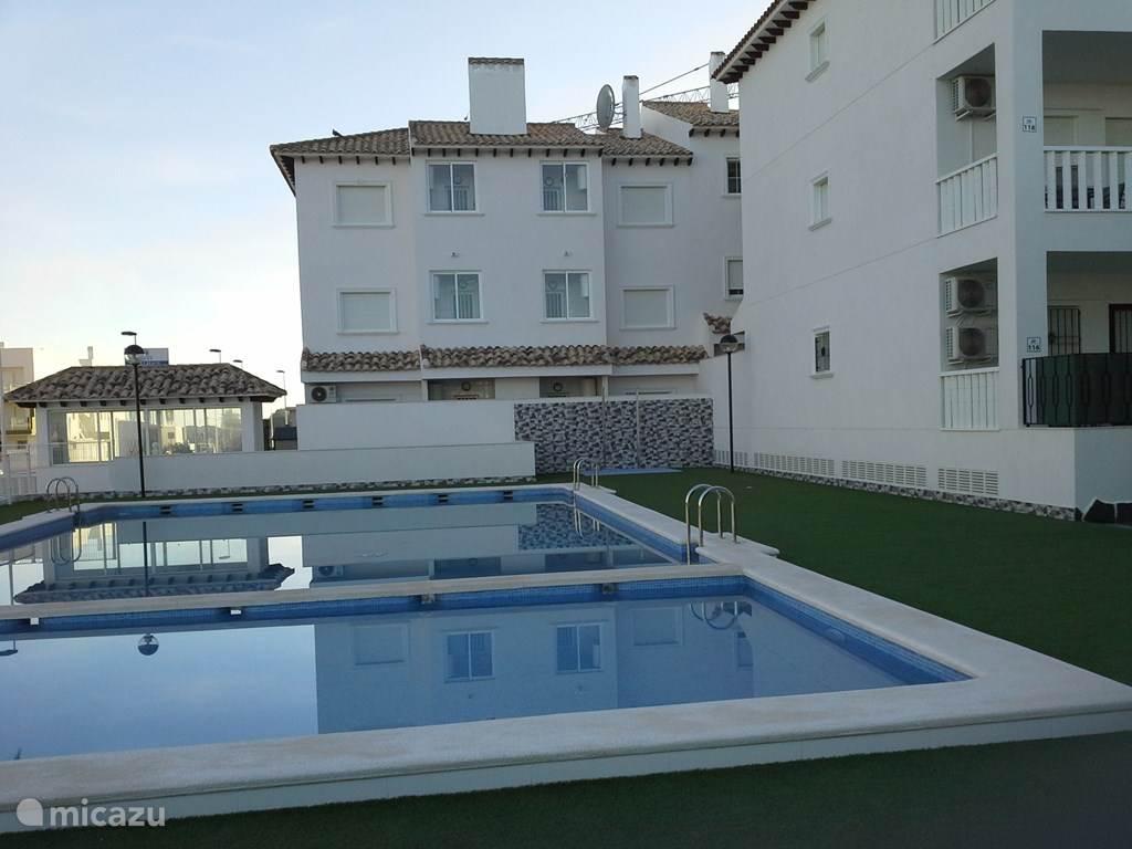 Vakantiehuis Spanje, Costa Blanca, La Marina del Pinet appartement Casa Aliana