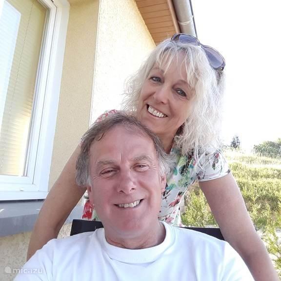 Frank & Joanita van der Klauw