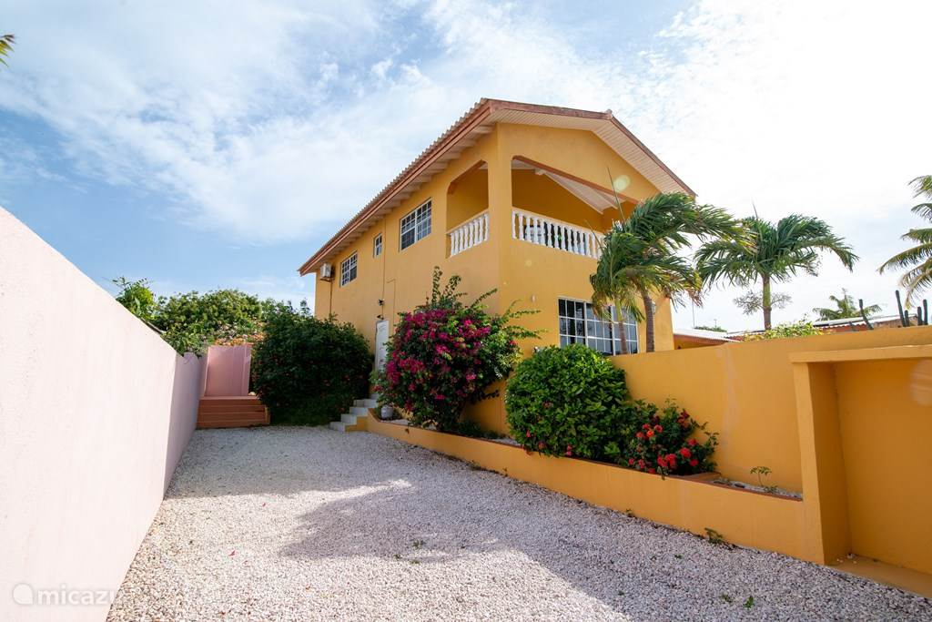Vakantiehuis Curaçao, Banda Abou (west), Grote Berg Appartement Villa Grote Berg - Boven 2 personen