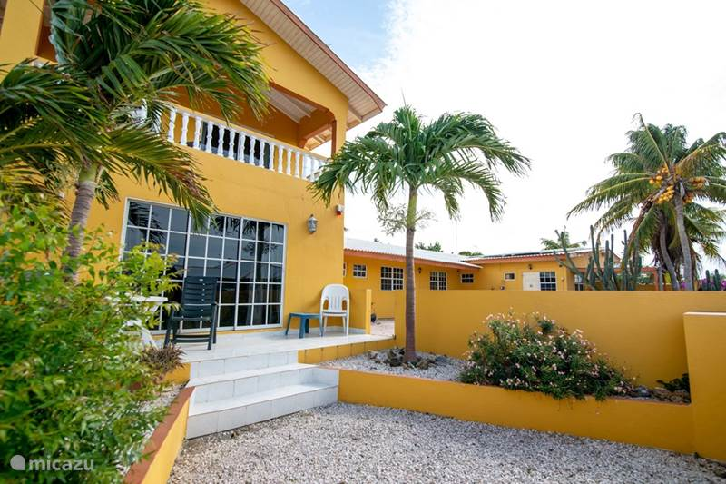 Vacation rental Curaçao, Banda Abou (West), Grote Berg Apartment Downstairs apartment 2 p